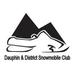 Dauphin And District Snowmobile Club Logo