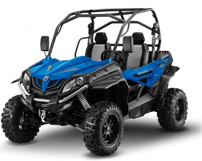 2020 ZFORCE 800 EX EPS LX
